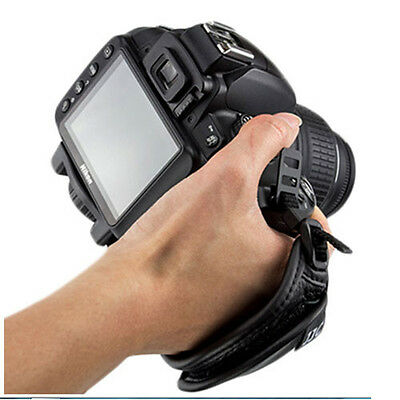 Camera Hand Strap Leather For Canon T7i T6i T5i 750D 700D 650D 80D 7DII 7D G9X
