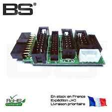 Adaptateur JTAG SD Segger JLInk STM32 JTAG adapter plate 20P 14P 10P 6P