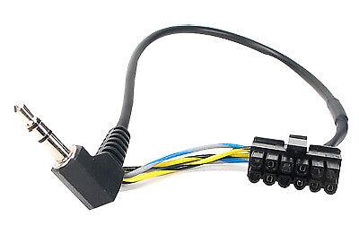 Cable adaptador de controles de audio para Citroen Xsara Autoleads PC99-X13