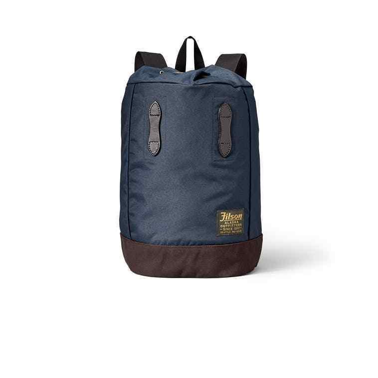 Filson Nylon Daypack Navy Blau NWT New