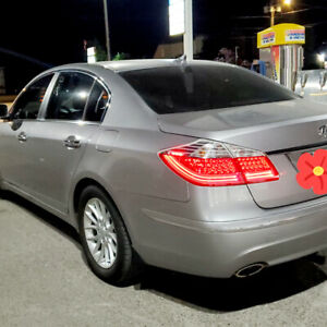2010 Hyundai Genesis Certified 115000km One owner accident free