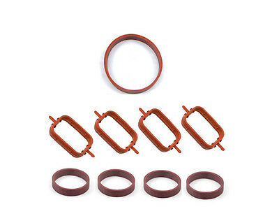 1 set Intake Manifold Gasket Set for BMW X3 X5 X6 E90 F30 E60 F10 F01 F02 N52