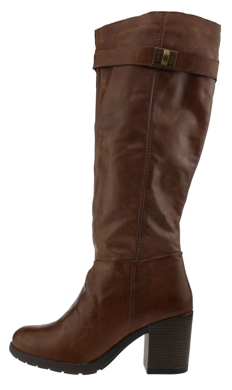 502499-42 gusto 134469847 tobago botas de cuero marrón EUR 42
