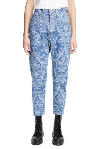 Junya Watanabe Paisley Jeans
