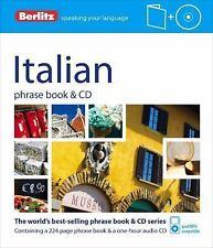Italian Phrase Book (2012, Paperback)