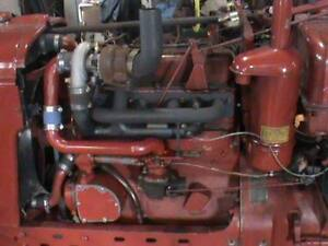 Details about Farmall H-350