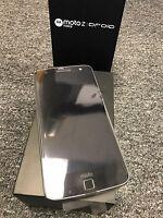 Motorola Moto Z Force Droid Force 32gb Black Verizon Factory Unlocked Smartphone