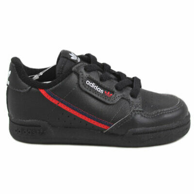 Adidas Kinder Sneaker Continental 80 Cblack/scarle/conavy G28217 Verkaufsrabatt 50-70%