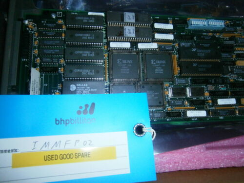 BAILEY INFI90 IMMFP02 PROCESSOR USED CHECKED SURPLUS EX MAJOR CO. SHIP DHL