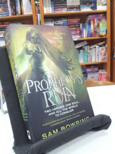 1 of 1 - Prophecy's Ruin by Sam Bowring (Paperback, 2009)