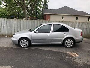 2000 VW Jetta VR6