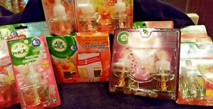 Air-Wick-Warmer-starter-sets-oil-refills-amp-spray-air-fresheners-YOU-CHOOSE