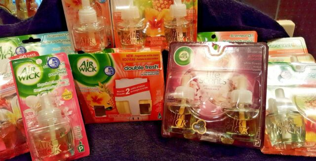 Air Wick Warmer starter sets, oil refills & spray air fresheners  ( YOU CHOOSE )
