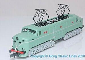 Arnold HN2344, N gauge, Spanish Co-Co Electric Locomotive 7702 , RENFE pale gr