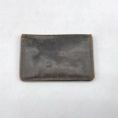Vintage Antik Etui Leder Hohe QualitäT Und Geringer Aufwand