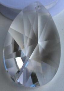 5-Wachteln-50x30mm-Bleikristall-Kristallanhaenger-Luesterbehang-Asfour-C-43