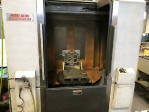 Details about MORI SEIKI, NH-6300 DCG II, CNC HORIZONTAL MACHINING CENTER,  NEW: 2011 | JS