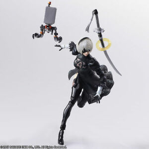 Anime Authentic Bring Arts playarts Kai NieR Automata 2B Action PVC IN BOX