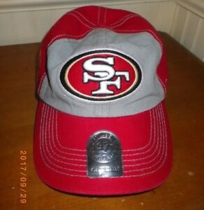 b2d698bcbd05de NEW NFL 47 Clean Up Adjustable Hat One Size Fits All San Francisco ...