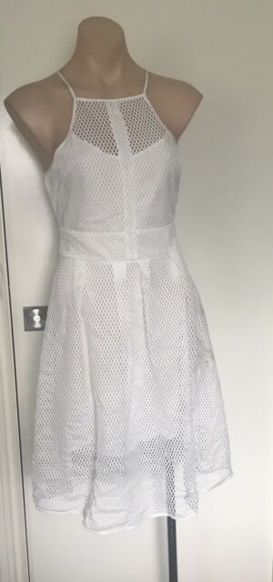 COOPER ST COCKTAIL WHITE FORMAL PARTY DRESS SIZE 10