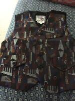 Boys Monkey Wear Dress Vest- Size 5- Neiman Marcus