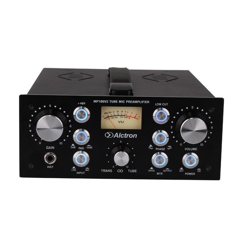 Alctron MP100V2 Tube Trans Microphone Preamp