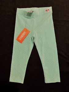 NWT Gymboree Girls Ice Cream Parlor Striped Leggings Size 18-24M 2T /& 5T