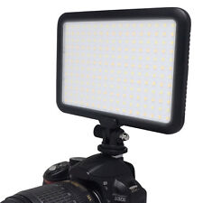 Mcopus TTV204 Bi-Color LED Video Light 3200k-5600k for Canon Sony DSLR Camera