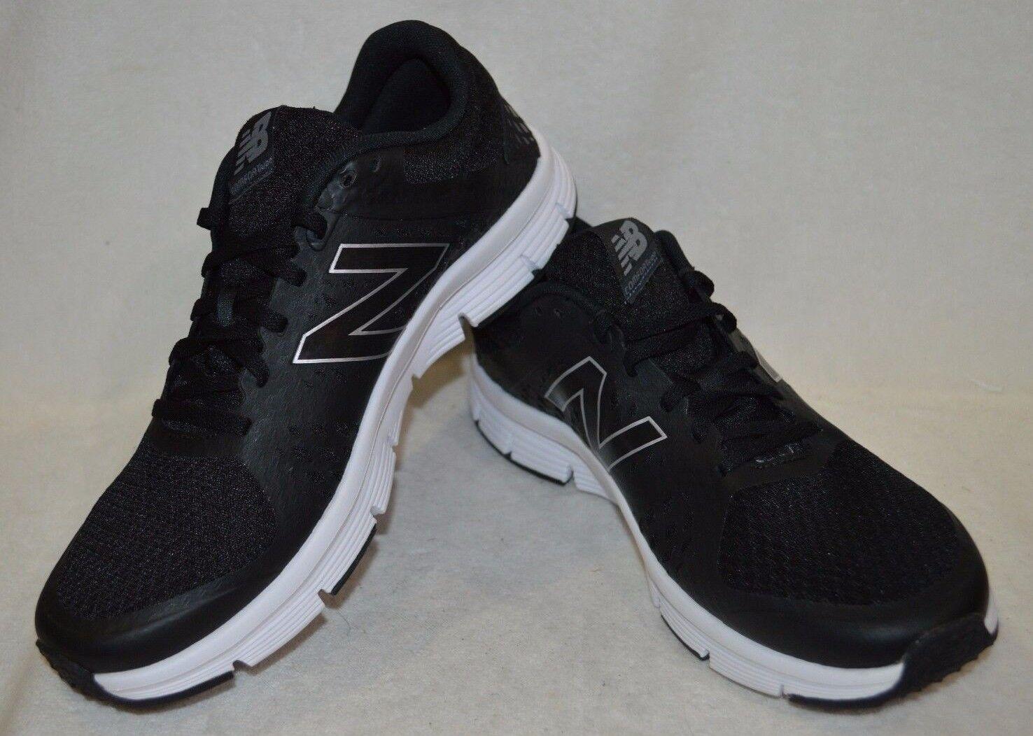 New Balance Men's ME771LB2  Black  Silver White Running shoes - Size 9.5 NWB