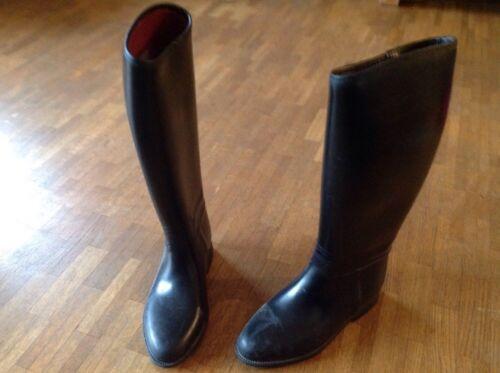 Stylo Schuhe, Stiefel für das Reiten, Reitstiefel Gr. 38 schwarz TOP !!!