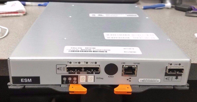 IBM EXP3512 EXP3524 NEW ESM 69Y0245 69Y0190 69Y0189