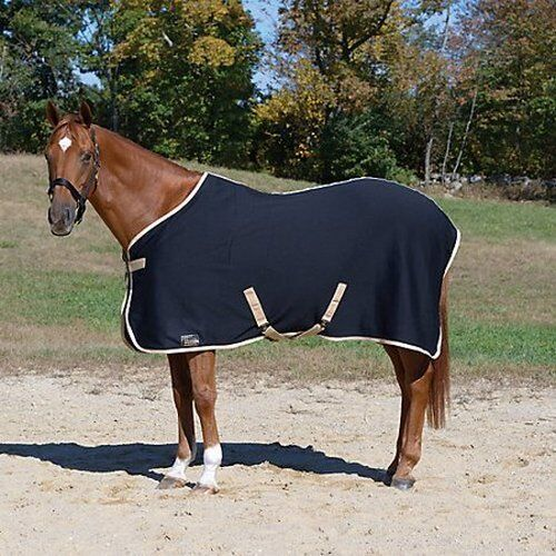SHIRES  EQUESTRIAN JERSEY COOLER (BRAND NEW)(NAVY NAVY) 75   brand