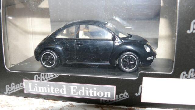 HE Schuco  04534 VW New Beetle Black Magic 1:43