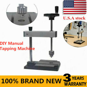 TOP-Hand-Tool-Tapping-Machine-DIY-Manual-Hand-Tap-Tapper-S-N2008