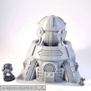 Details about HC3D -Runic Warp Stabilizer- Wargames Miniatures Scenery 40k  28m 15mm