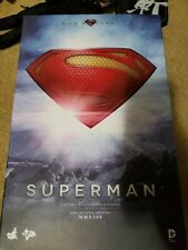 Brand New HCTOYS for HT 1//6 MMS200  DC Superhero Man of Steel Superman