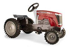 ERTL *MASSEY FERGUSON* MF8737 Pedal Tractor *STEEL* BRAND NEW IN BOX!