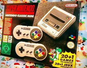 Super Nintendo Classic Mini Ultimate Edition Snes 260 Games