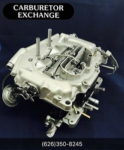 Details about 1974~1977 Dodge ThermoQuad Remanufactured Carter 4 barrel  Carburetor 440 Engine