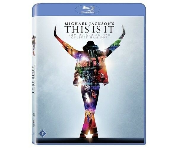8 forskellige Blu-Ray film, Blu-ray, andet