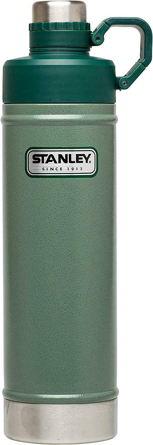 Stanley 10-02286-003 Classic Stainless Steel Vacuum Insulated Water Bottle - L