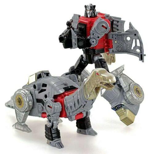 Dinobot G1 Combiner Dinosaur Dinozords Assembled Transformation Robot Toy