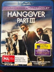 THE-HANGOVER-PART-III-BLU-RAY-DVD-2013-LIKE-NEW-FREE-POST