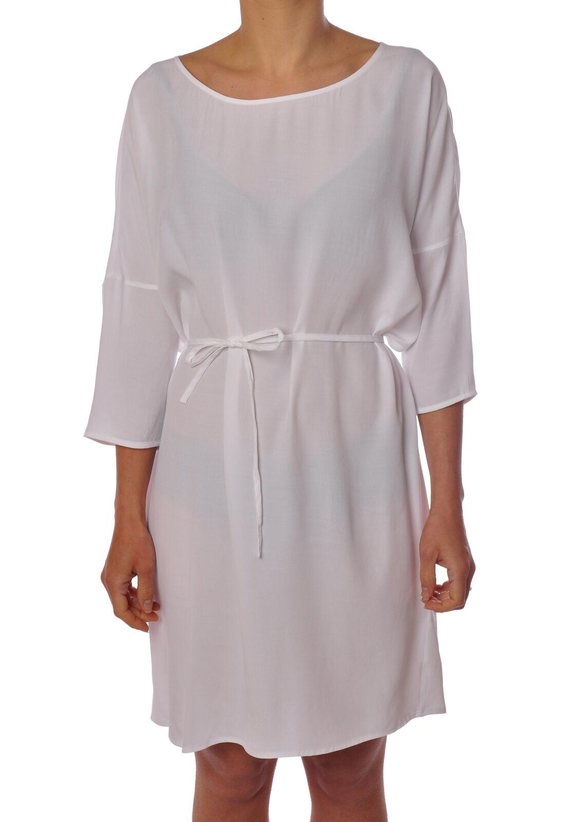 Vestidos  de vestido Woolrich - - - Mujer-blancoo - 1992225G190733  ventas en linea