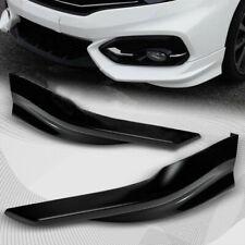 Fits 12-15 Honda Civic Coupe 2Dr HF-P Style Poly Urethane Side Skirts PU