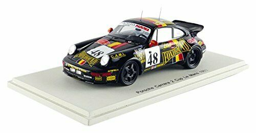 Porsche 911 Carrera 2 Cup Dnf Lm 1993 Grohs   Libert   Theys 1 43 Model