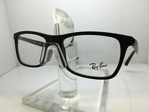 e0c34dd77bd Image is loading RAY-BAN-RX-7062-2077-55MM-MATTE-BLACK