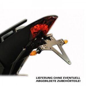Ktm Enduro License Plate Holder Tail