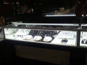 Details About Professional Led Lighting Strip Cool White Light Jewelry Display Case