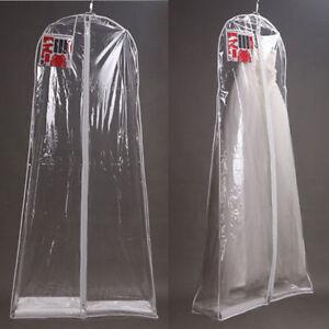 Large-Transparent-Bridal-Gown-Wedding-Dress-Dustproof-Storage-Bag-Garment-Cover